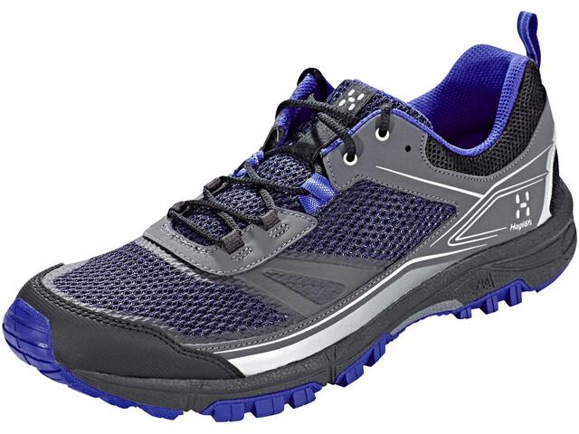 Haglöfs Gram Trail Shoes Men Magnetite/Cobalt Blue